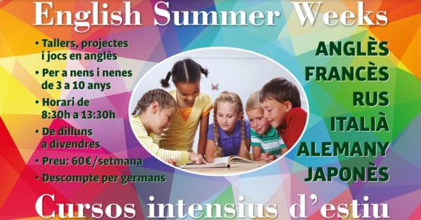 English Summer Weeks