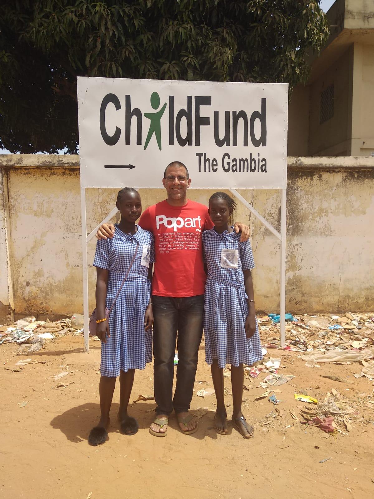 Child Fund gambia